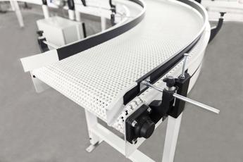 Maintenance-food-grade-modular-belt-conveyor